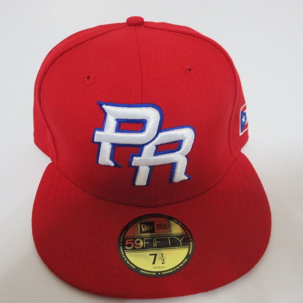 39247c35f Details about New Era 59fifty Fitted World Baseball Classic WBC ...