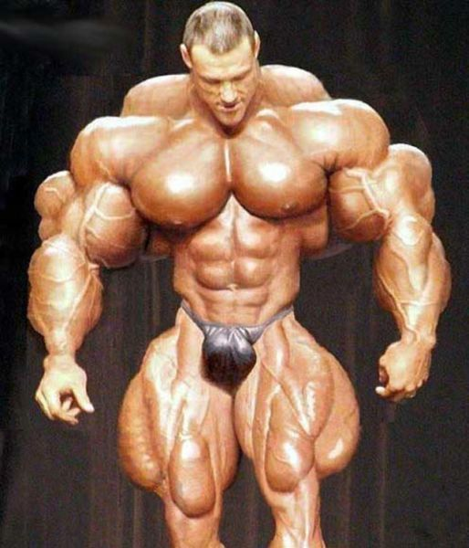 Bilderesultat for wtf bodybuilder