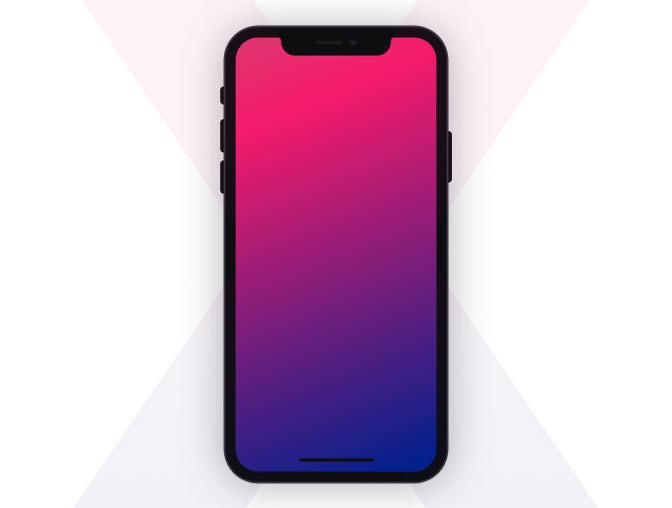 Eda Iphone X Mockup Dark And Light Iphone X Mockups For Adobe Xd Design Freebie Iphone Light In The Dark