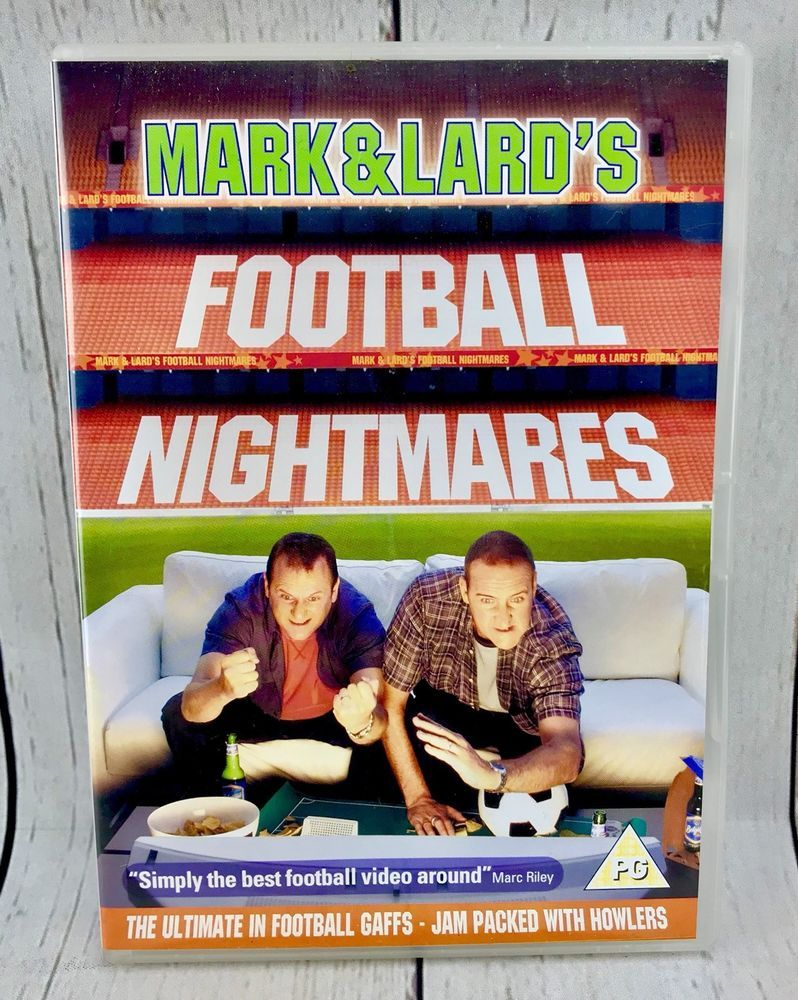 Mark And Lards Football Nightmares DVD 2006 ultimate