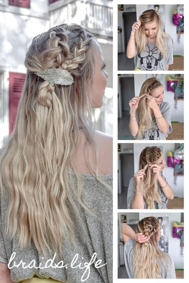 23 Eleganteste Und Stilvollste Brautjungfer Frisuren In 2020 Brautfrisuren Lange Haare Hochsteckfrisuren Mittellang Lassige Frisuren