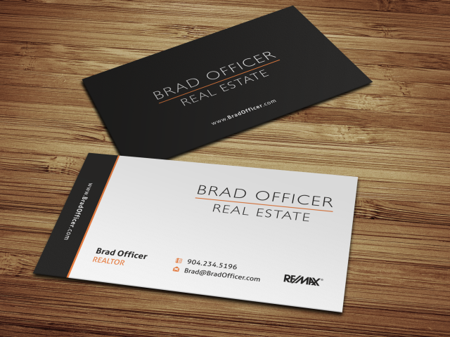 See Business Card Design Entries, Selected Winner And The Clientu0027s  Testimonial For U0027Professional Real Estate Agent Business Cardsu0027 Business  Card Design ...