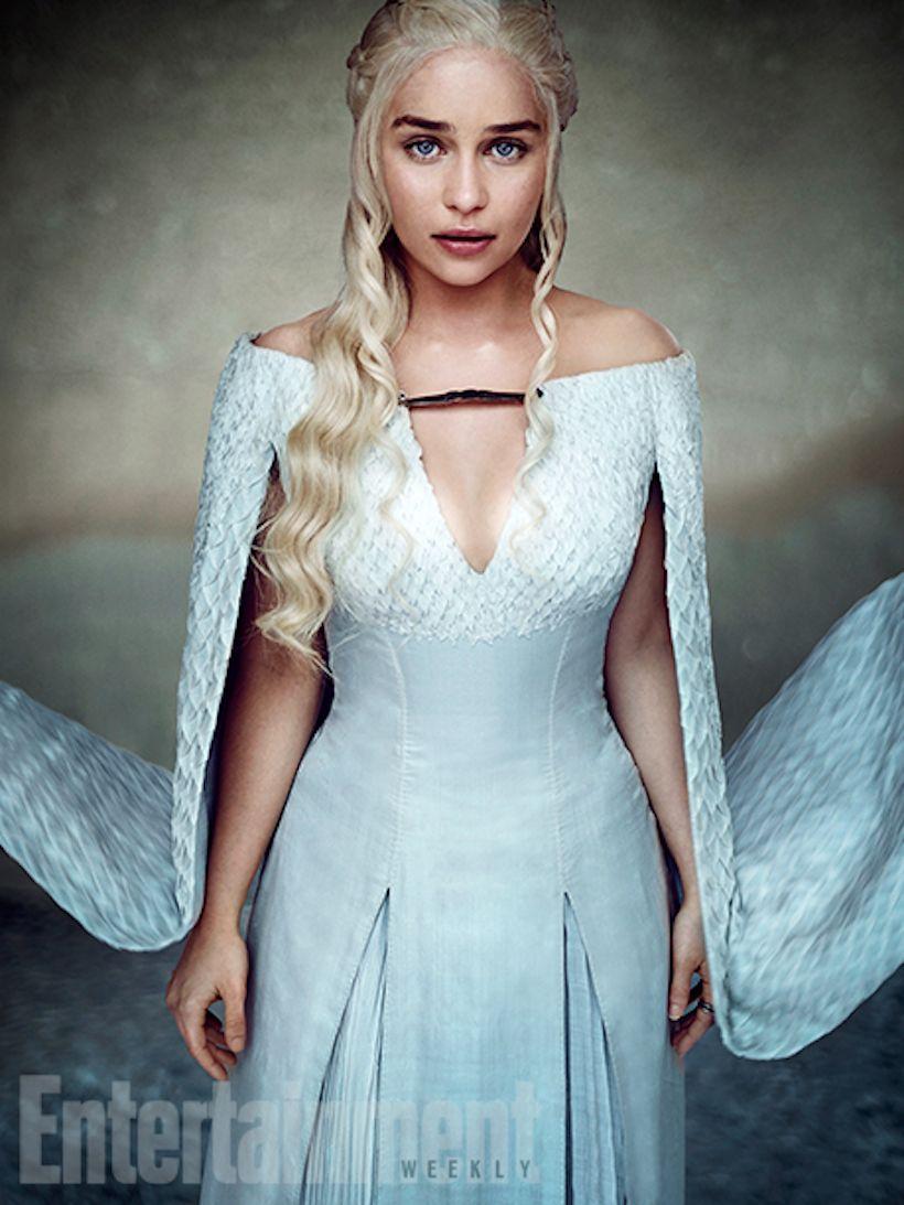 Las mujeres de Game of Thrones en fotos espectaculares | Game of ...