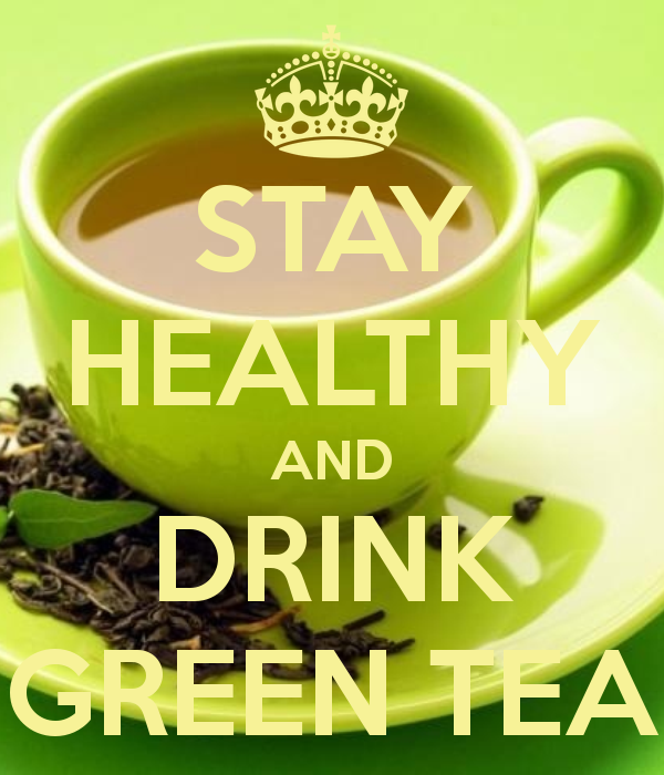Green Tea has many important vitamins, minerals and antioxidants needed for a healthy body.