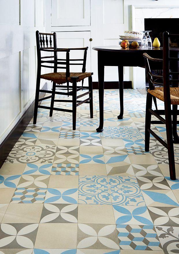 Mardi Gras Filez Design Tiles From Carpetright House Remodel