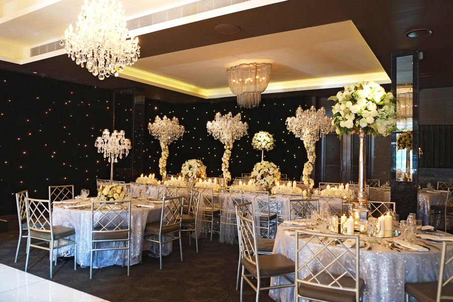 The exquisite million dollar room featured with stunning chandeliers the exquisite million dollar room featured with stunning chandeliers from chandeliers to die for aloadofball Choice Image