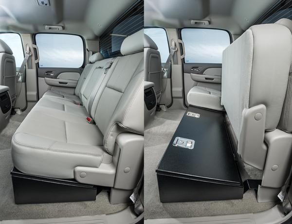 truck bunker safe concealed safes pinterest survie. Black Bedroom Furniture Sets. Home Design Ideas