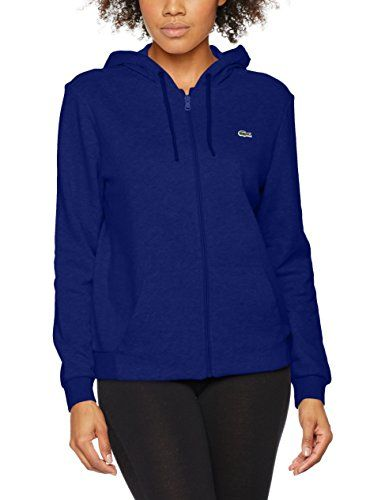 b189c4a35c07 nice Lacoste Sf1550, Sweat-Shirt à Capuche Femme   Workouts   Hooded ...