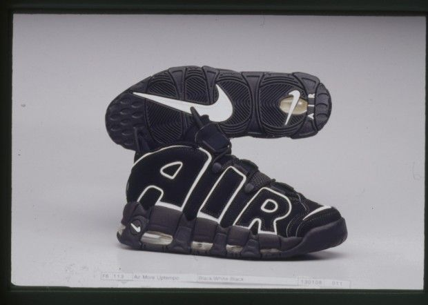 Game: Nike Air More Uptempo