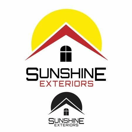Roofing & Exterior Logo #Sunshine #Construction