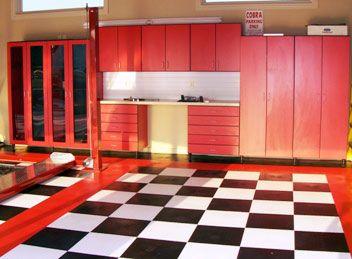 Garage Redesigned By Garage Designs Of St Louis Garage Design