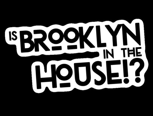 Die cut sticker city phrases