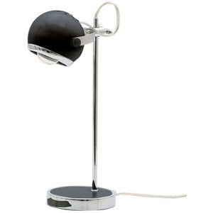 Leitmotiv Mini Retro Table Lamp - Black