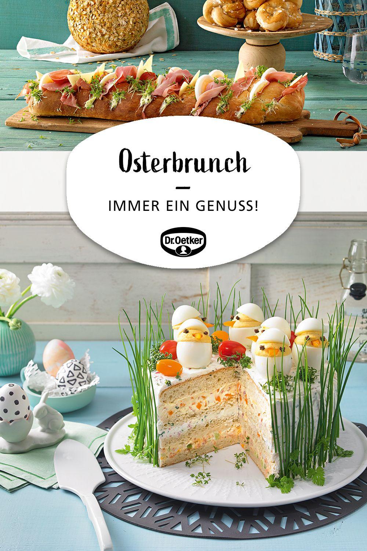 Einladung zum Osterbrunch #buffet