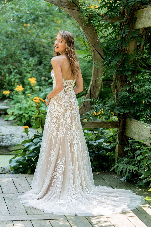Lillian west wedding dress  Taft u Tule Lillian West Wedding Dress Trouwjurk Bruidsjurk Vintage