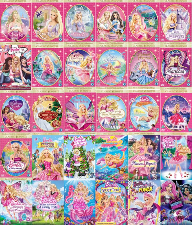 Barbie Movies Image By Jillane Manville On Barbie Barbie Movies