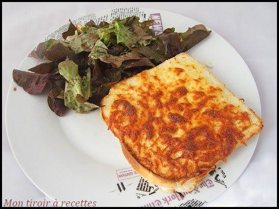 Mon tiroir recettes blog de cuisine croque monsieur brasserie la cuisine fran aise - Blog de cuisine francaise ...