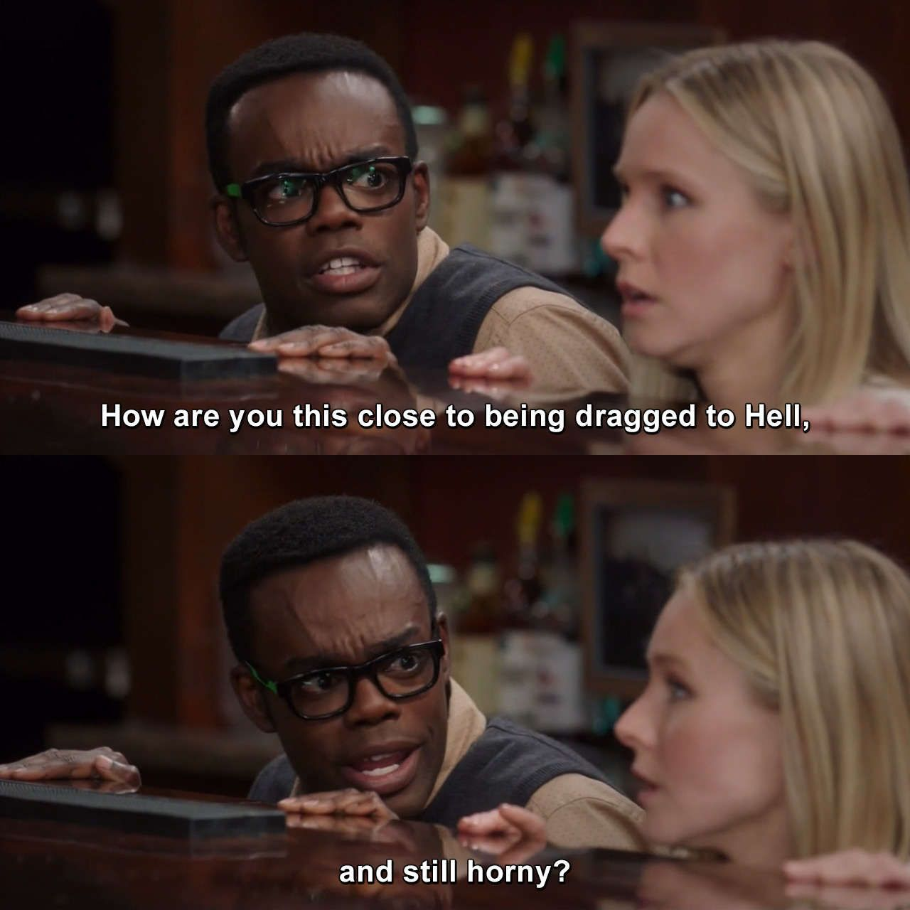 The Good Place Dont Let The Good Life Pass You By Chidianagonye Thegoodplace Dontletthegoodlifepassyo Eleanor The Good Place The Good Place Tv Show Quotes