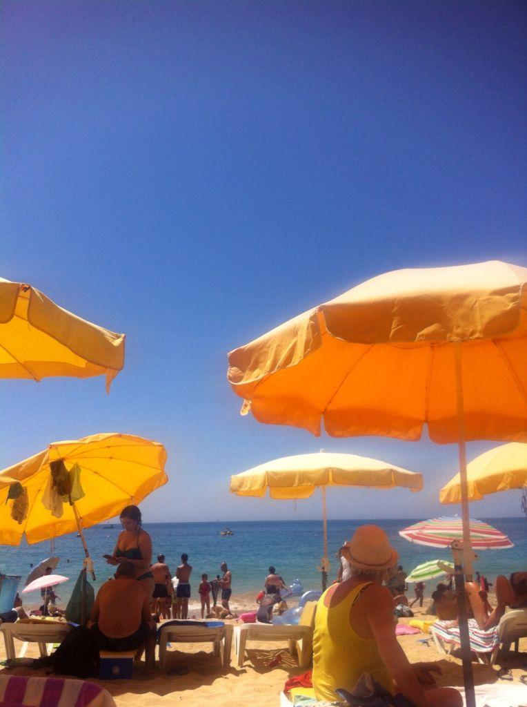 Praia de oura