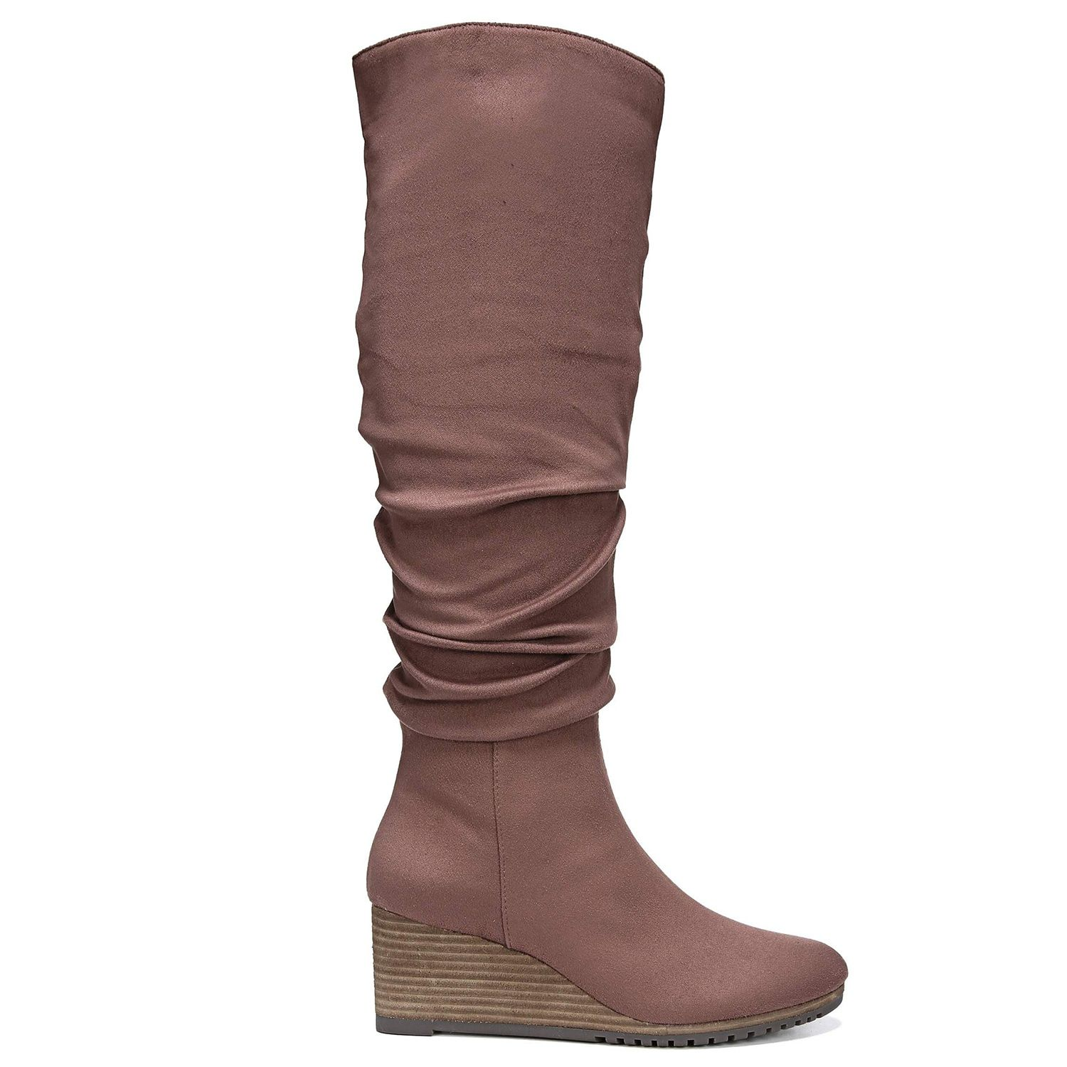 09c649aee43b7 Dr. Scholl's Central Women's Wedge Knee High Boots #Central, #Women ...