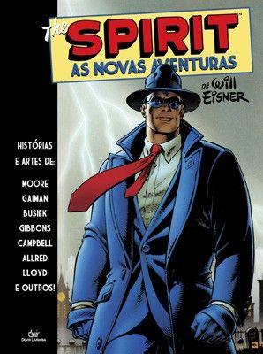 Liga Hq Comic Shop The Spirit As Novas Aventuras Capa Mole Para