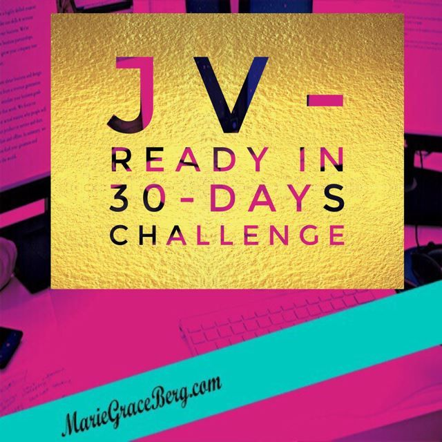 Day 10: Join the Get JV-Ready In 30 days Challenge -