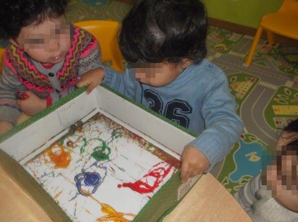 Existem várias técnicas de pintura para se realizar com as crianças. Já tive oportunidade de por em prática algumas, como digitinta, digi...