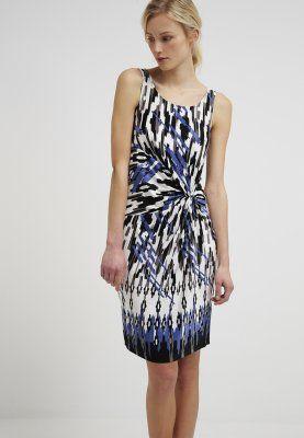 Anna Field - Vapaa-ajan mekko - blue/white, ethnic dress