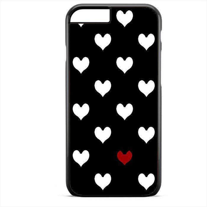 Heart Red Unique TATUM-5208 Apple Phonecase Cover For Iphone SE Case