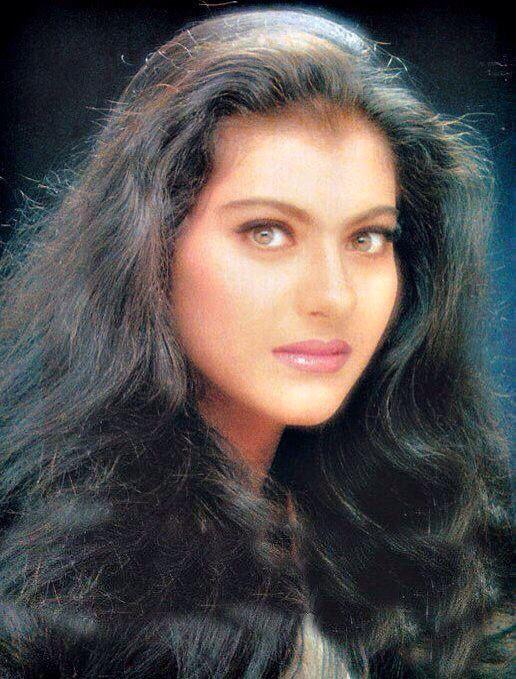 Kajol Devgan | Most beautiful indian actress, Beautiful indian actress, Vintage bollywood aesthetic