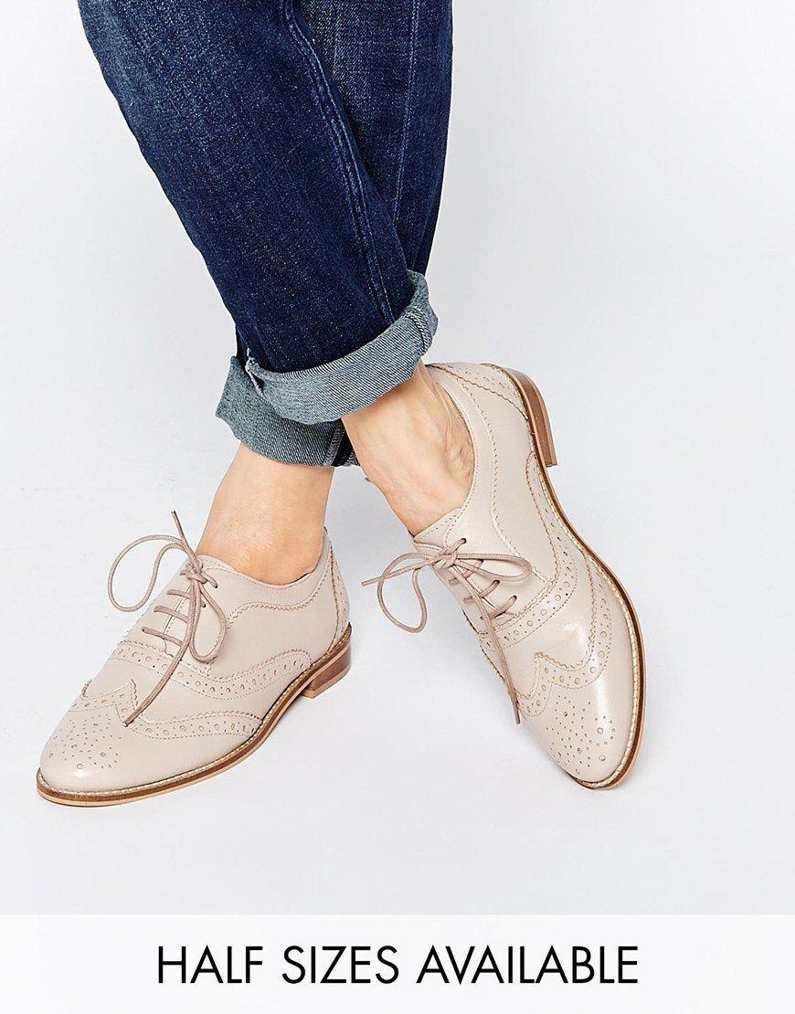 ef1e3b1e8d3e2a Image 1 - ASOS - MILLION DOLLAR - Chaussures richelieu en cuir Chaussure  Richelieu Femme,