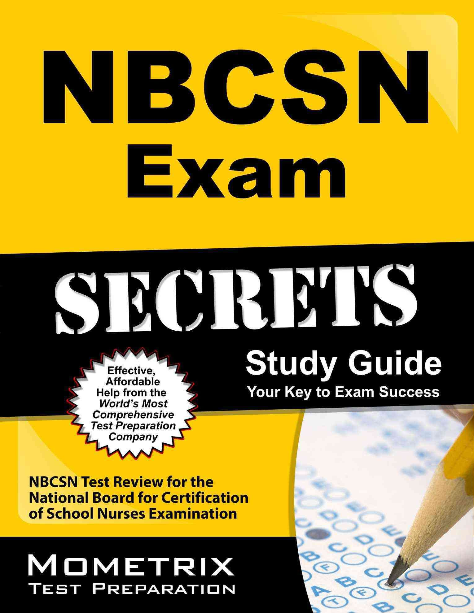 Nbcsn Exam Secrets Study Guide Nbcsn Test Review For The National