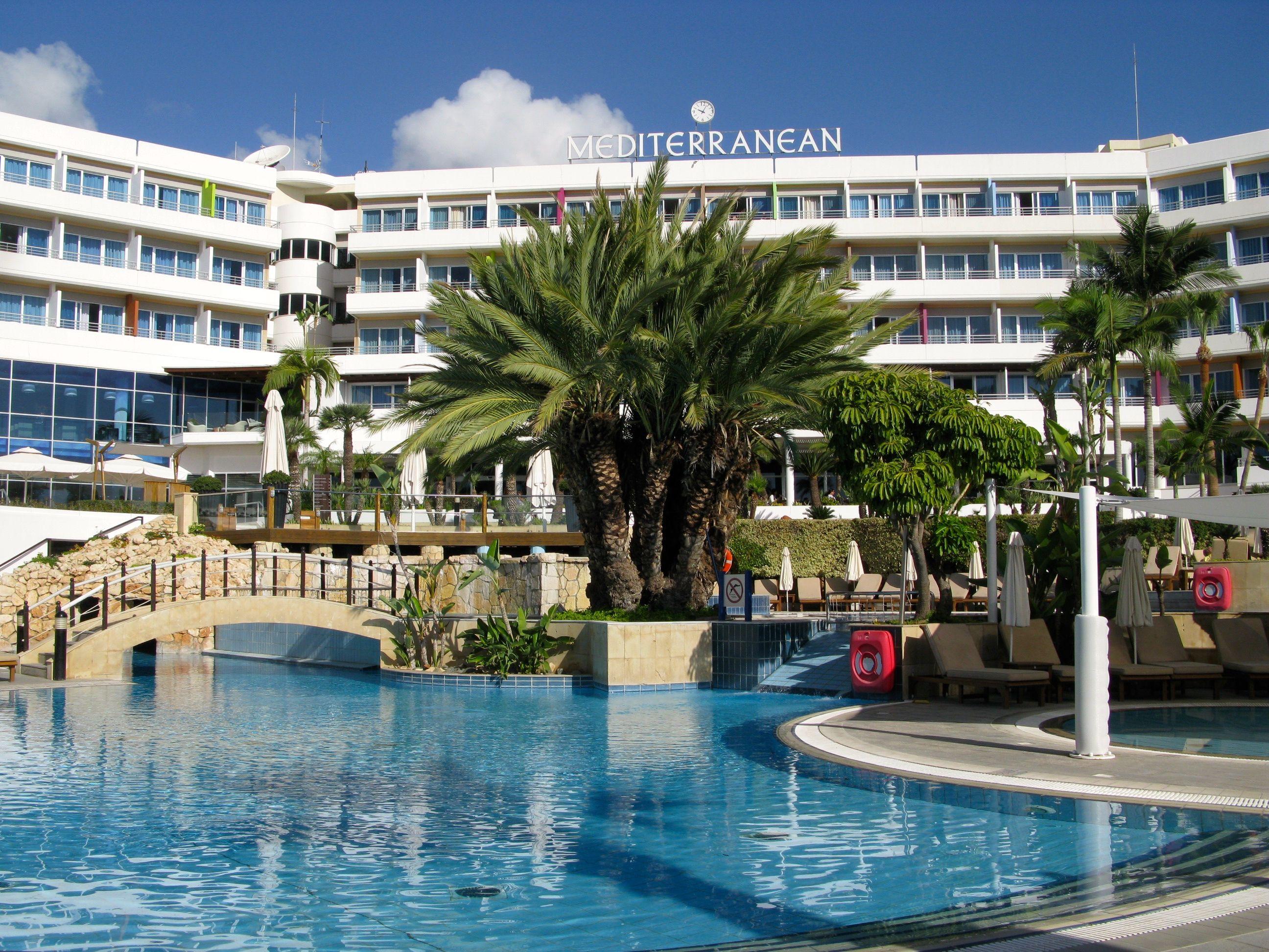Mediterranean Beach Hotel Limol Cyprus