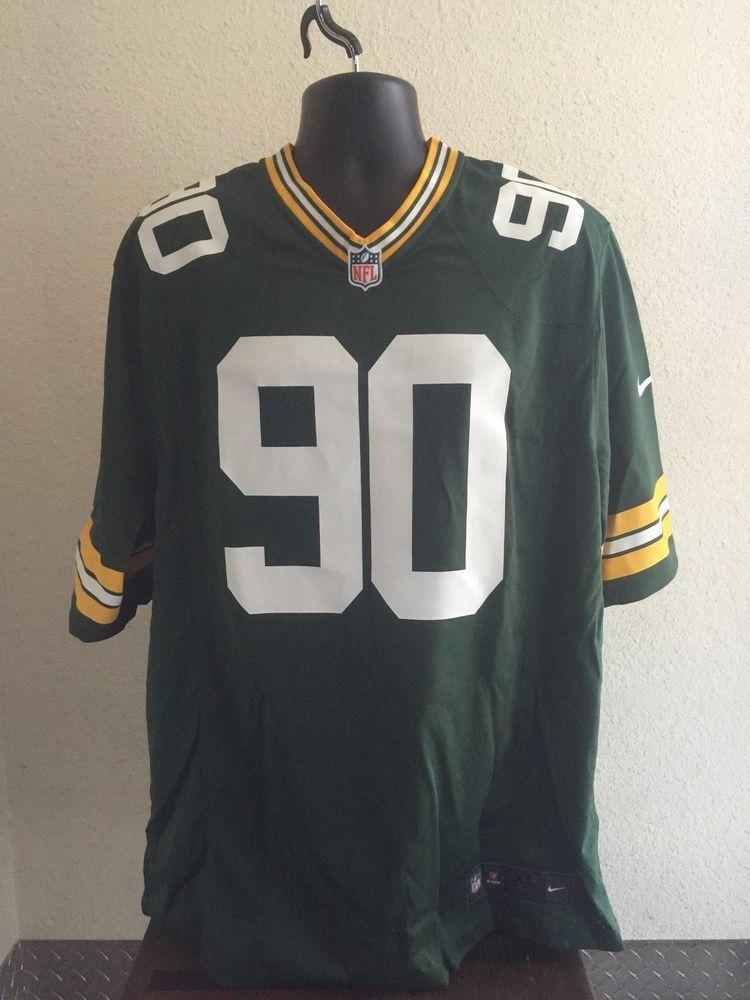 Nice Green Bay Packers RAJI #90 NFL On Field Size: Men's XL #Nike  for sale