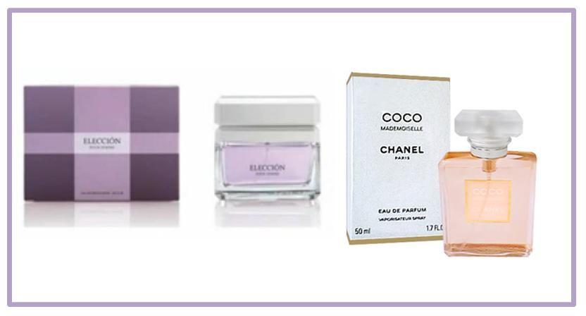 precio perfume eleccion mercadona