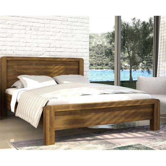 Home Loft Concept Carmona Bed Frame Amp Reviews Wayfair Co Uk