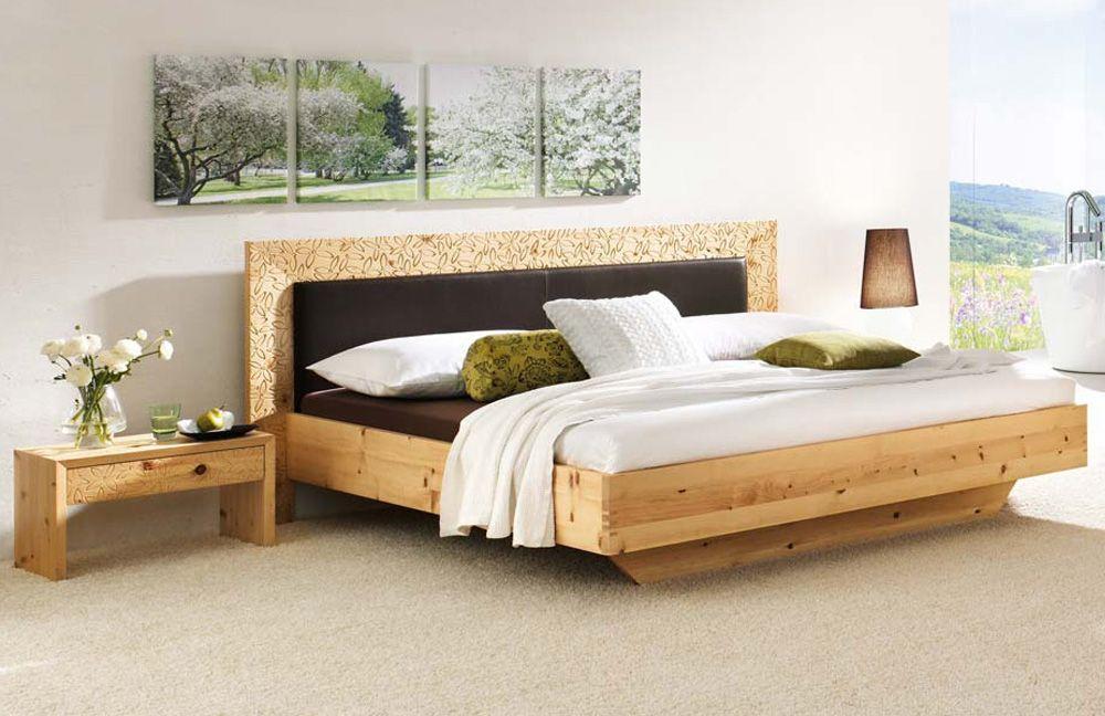 Welchen Einfluss hat ein Zirbenbett auf deinen Schlaf? Warum - zirbenholz schlafzimmer modern