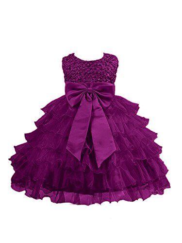 Vlunt Maedchen Hochzeit Party Kleid Kind Baby Kleid Vlunt https ...