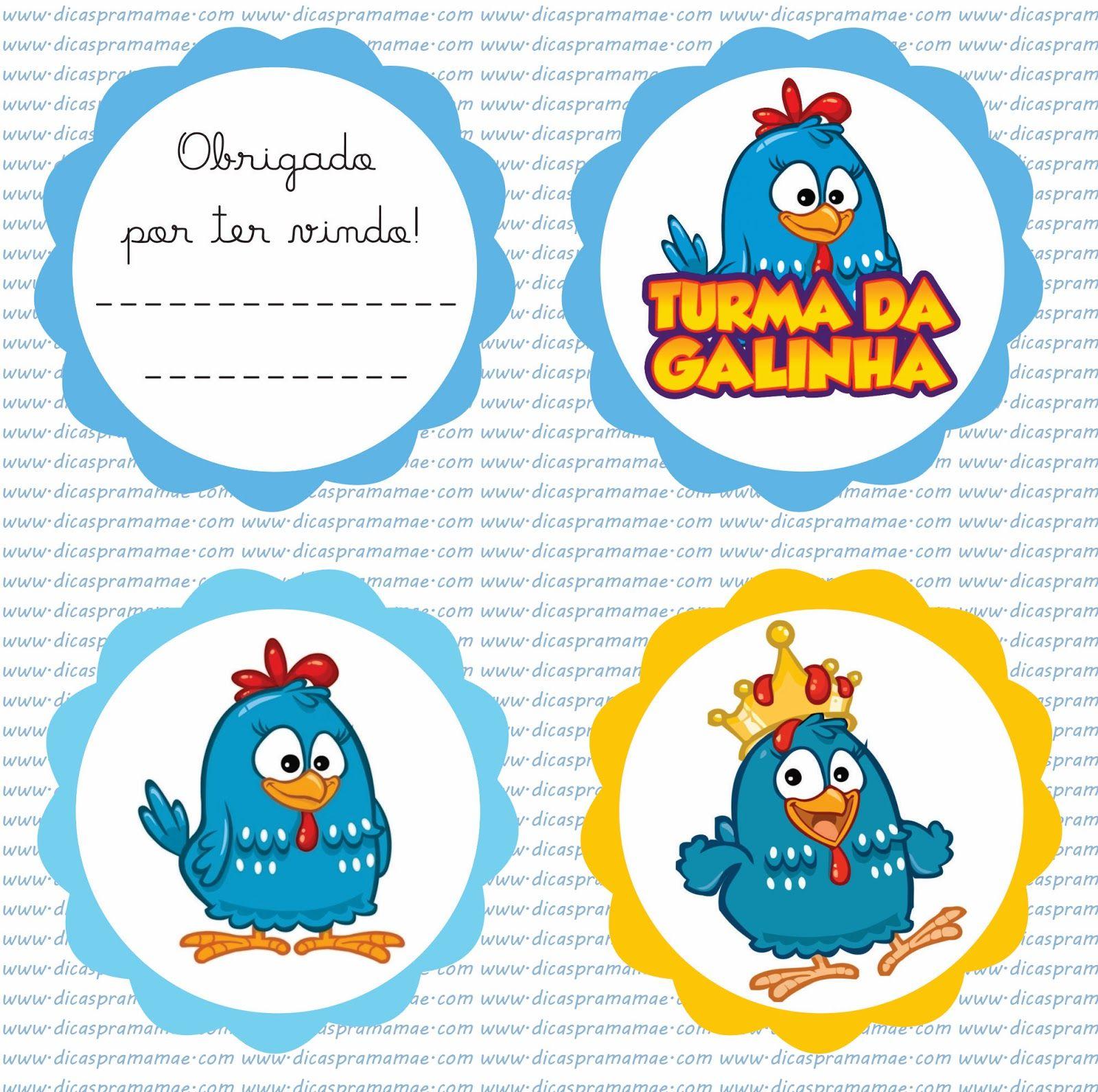 Resultado De Imagen Com Imagens Tag Galinha Pintadinha Tags
