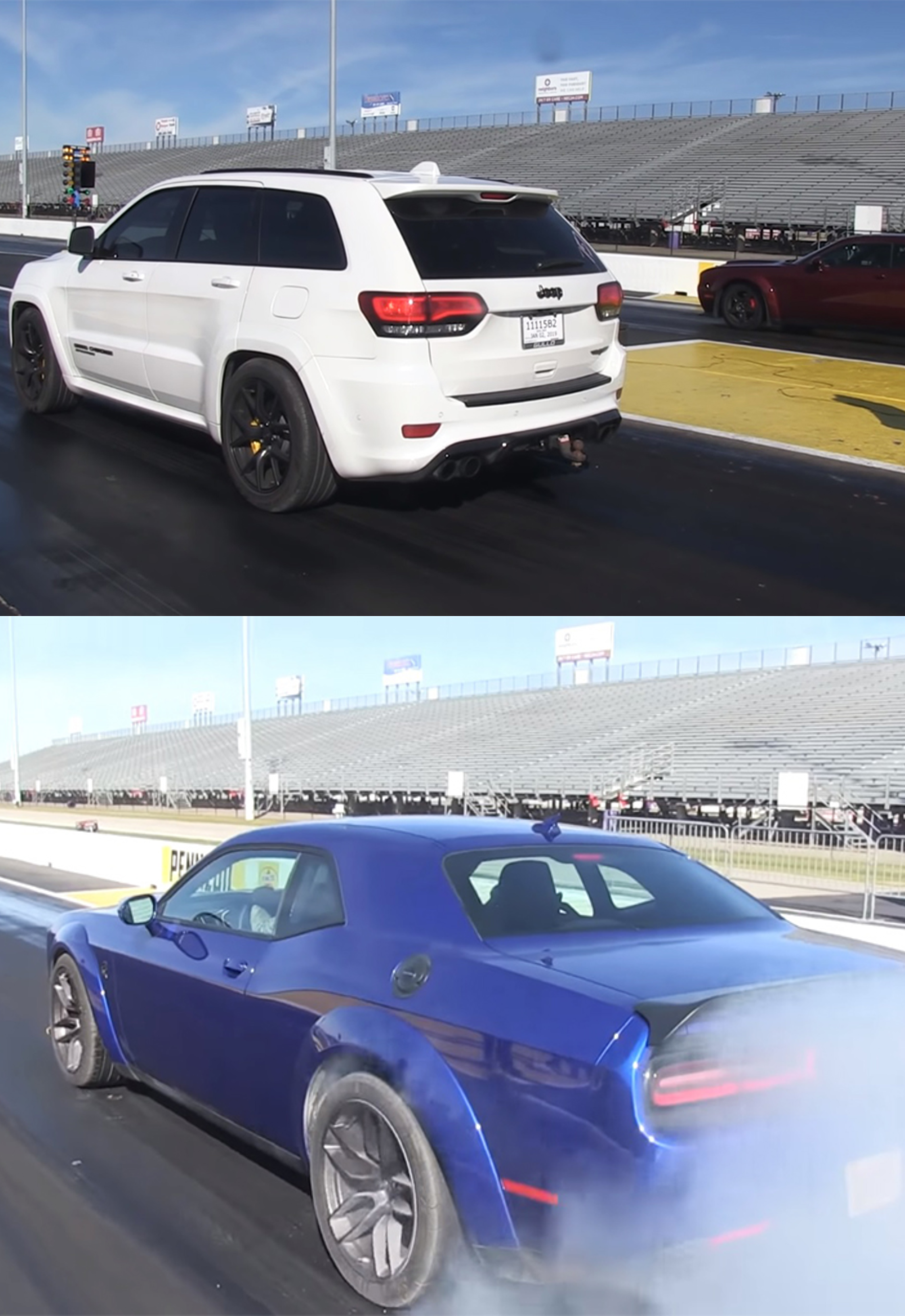 When The Similarities Are Encountered Dodge Challenger Demon Vs