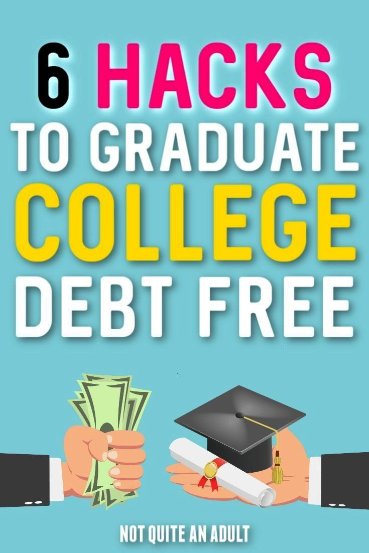seems like every single person leaves college with student loan debt these days its almost like a life sentence but does it need to happen automatically learn how to grad...