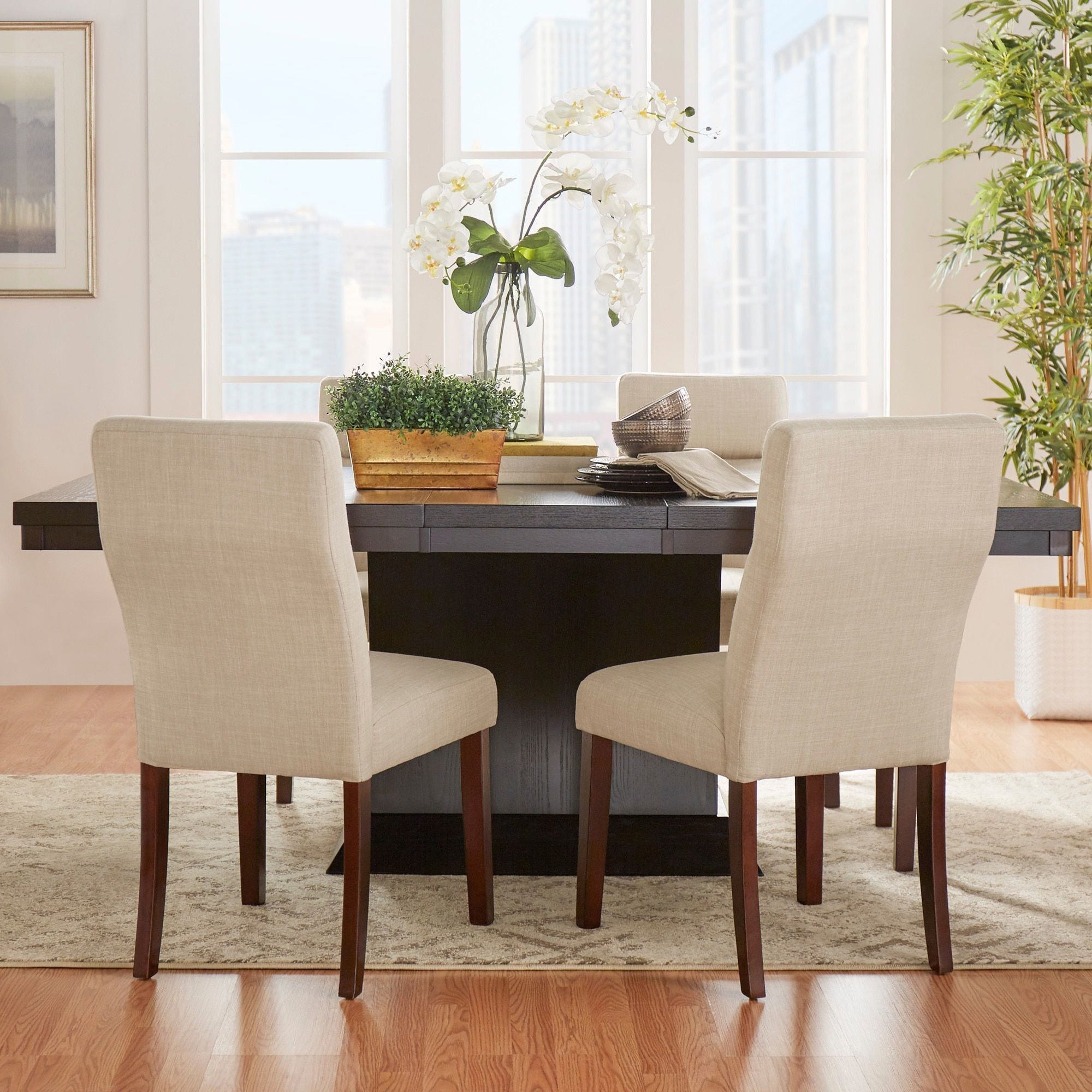 charles espresso contemporary dining set by inspire q modern 7 rh pinterest com au