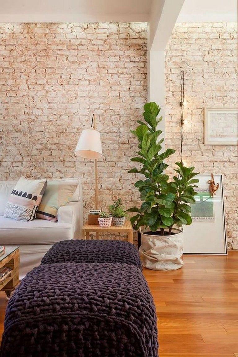 95 admirable artistic vintage brick wall design for home interior rh pinterest com