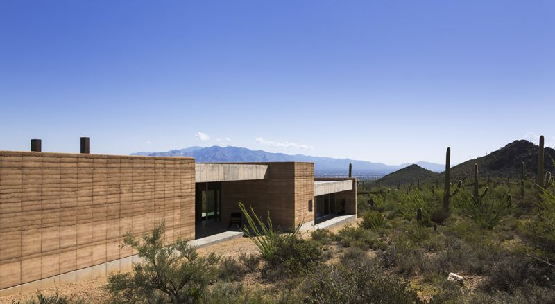 Gallery Tucson Mountain Retreat Dust 10 Mountain Retreat Architecture Retreat