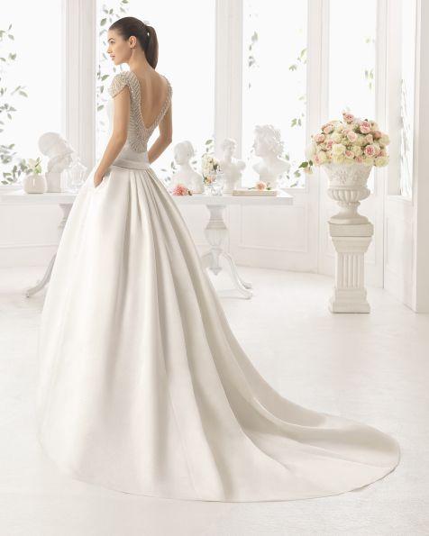 chile vestido de novia aire barcelona 2017 | mixed dresses - wedding