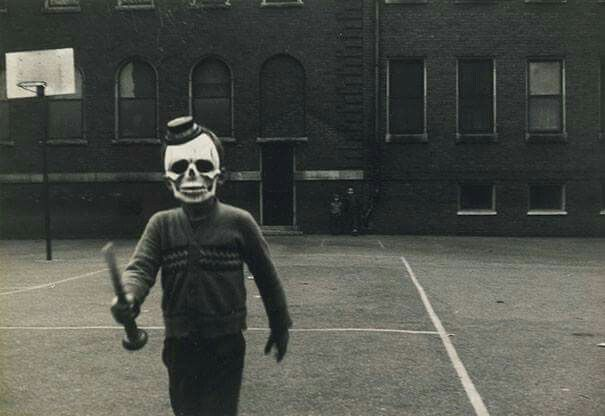 old time Halloween costumes