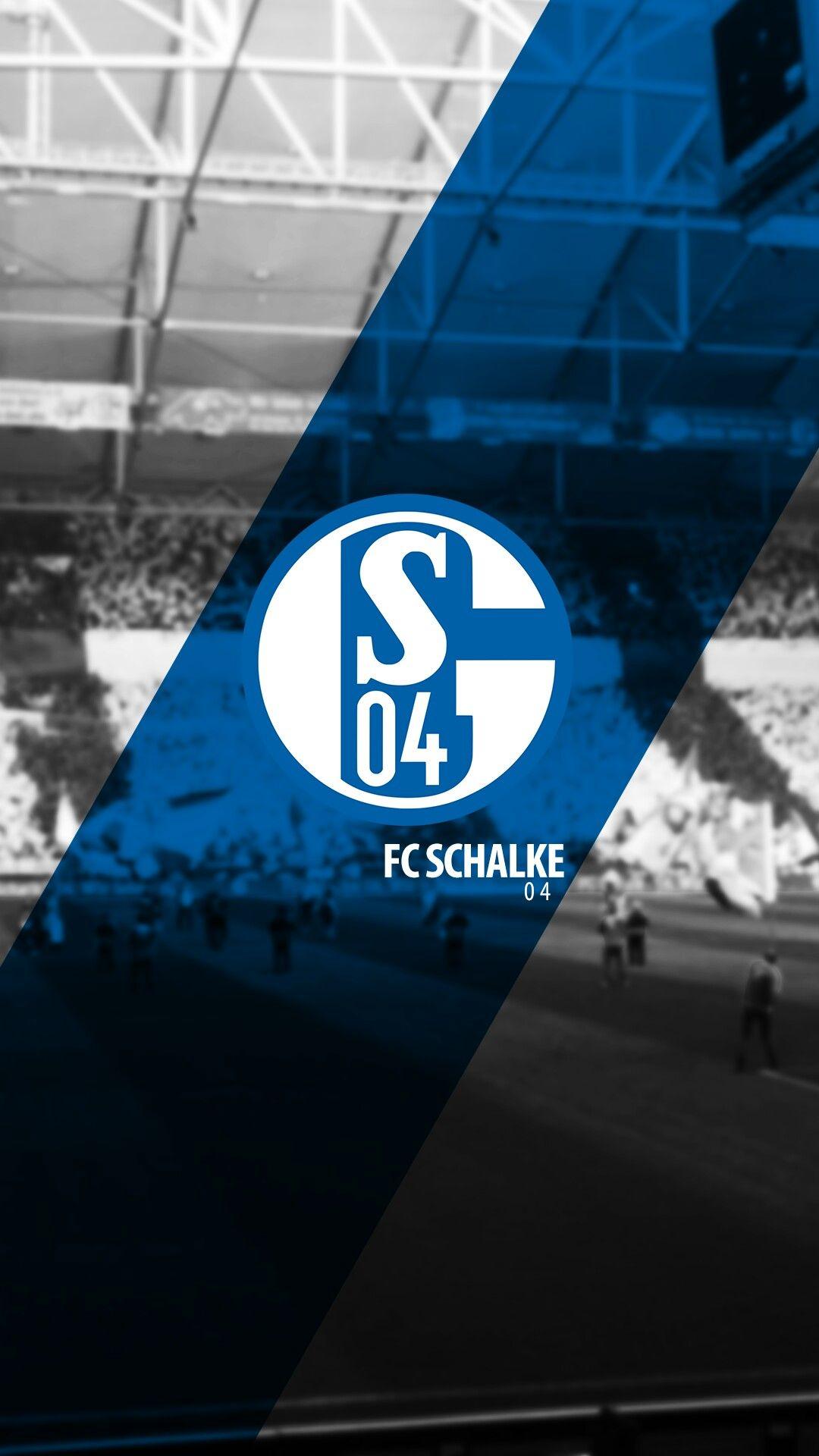 Schalke 04 Wallpaper Schalke 04 Schalke Und Schalke 04 Logo