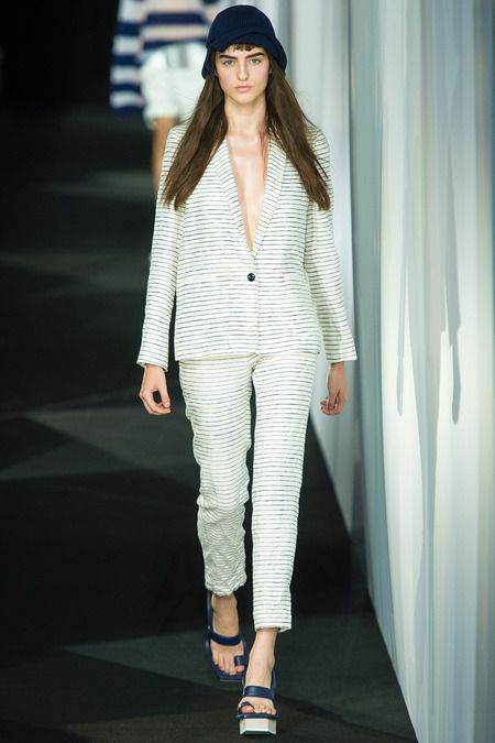 Acne Studios Spring 2014 Ready-to-Wear Collection Slideshow on Style.com #fashionweek