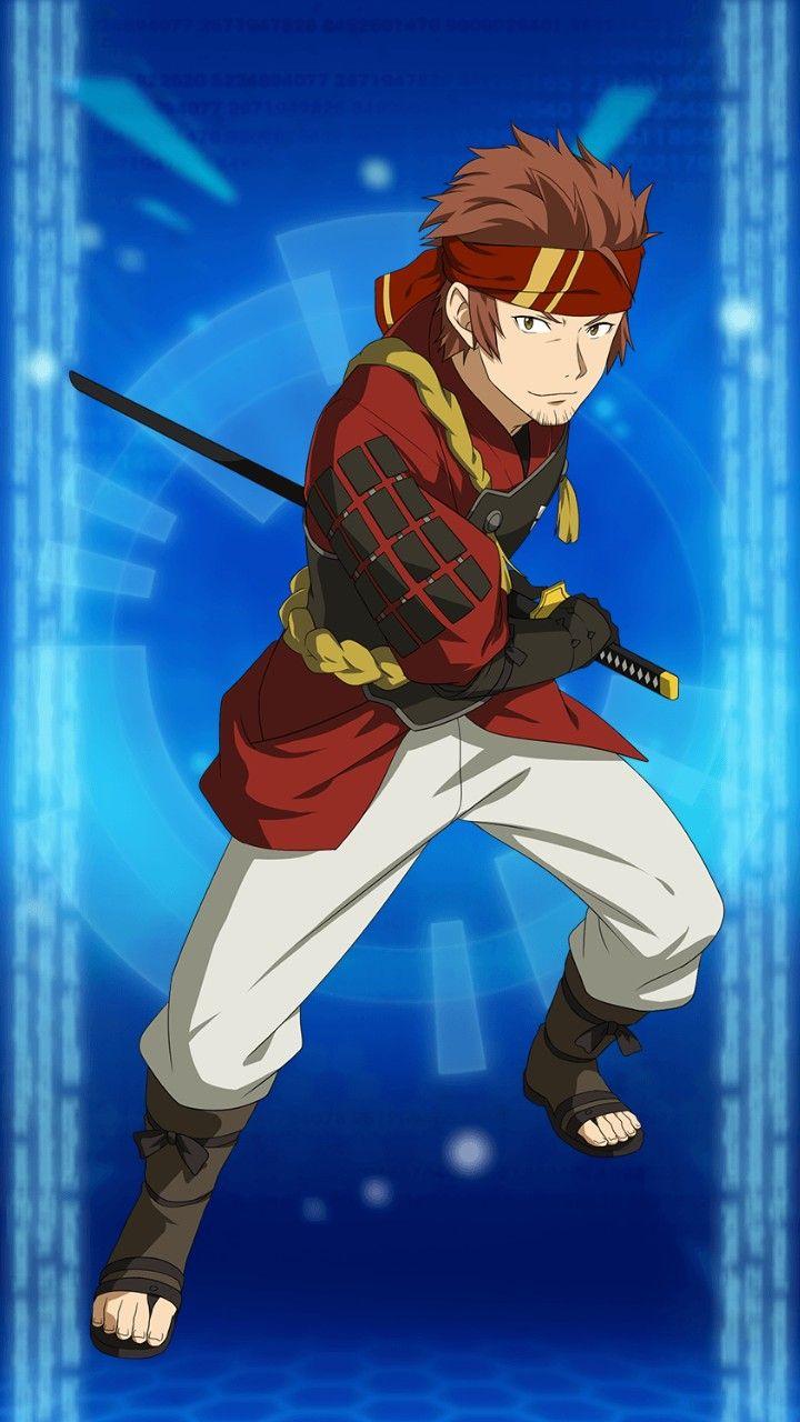 Katana Master] Klein - Sword Art Online: Memory Defrag