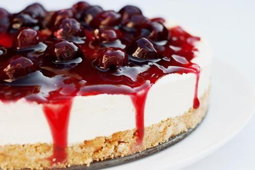 Schnelle Kirsch Schmand Cake Pinterest Cheesecake Cheesecake